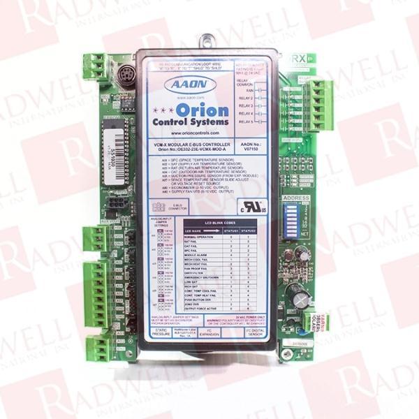AAON OE332-23-VCMX