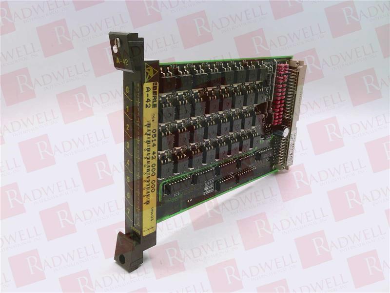 SCHNEIDER ELECTRIC 0514-42-000-000 0