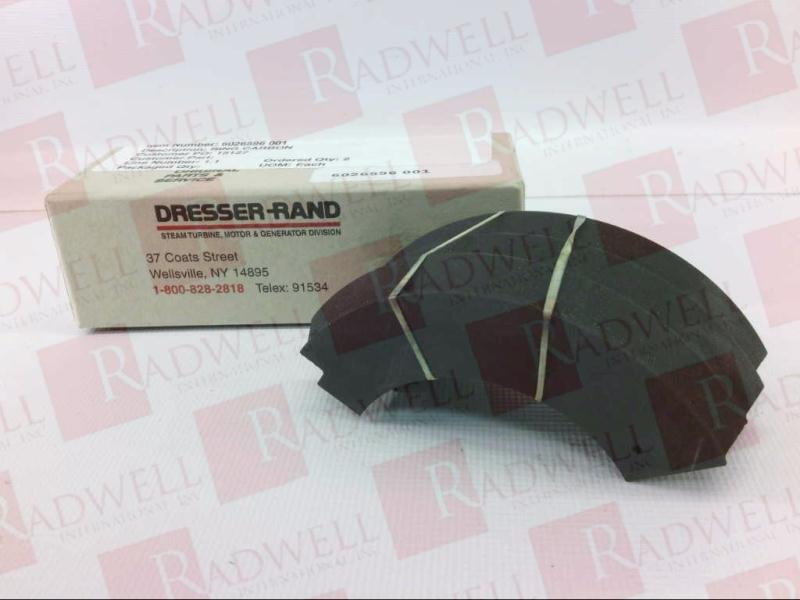 DRESSER RAND 6026596-001
