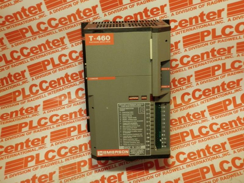 NIDEC CORP TA-460 1