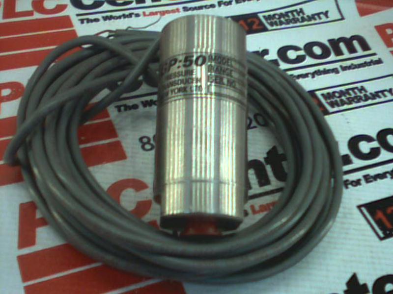 GP50 311A-RH-2-GJ/GY/CZ-500PSIG
