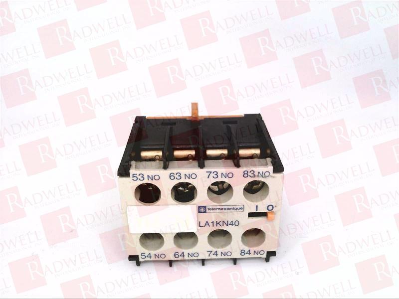 SCHNEIDER ELECTRIC LA1KN40 0