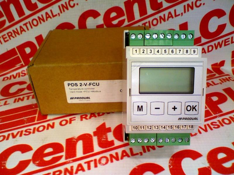 PRODUAL PDS-2-V-FCU