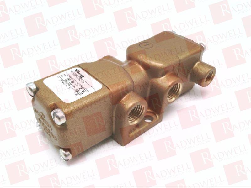 VSP3301 VERSA VALVES VSP-3301 USED TESTED CLEANED