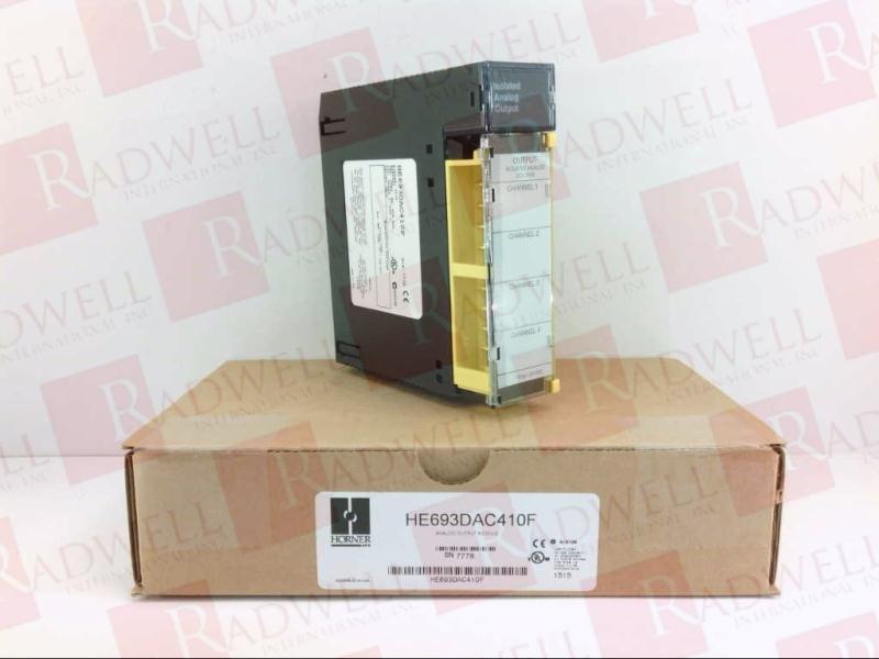 HORNER ELECTRIC HE693DAC410