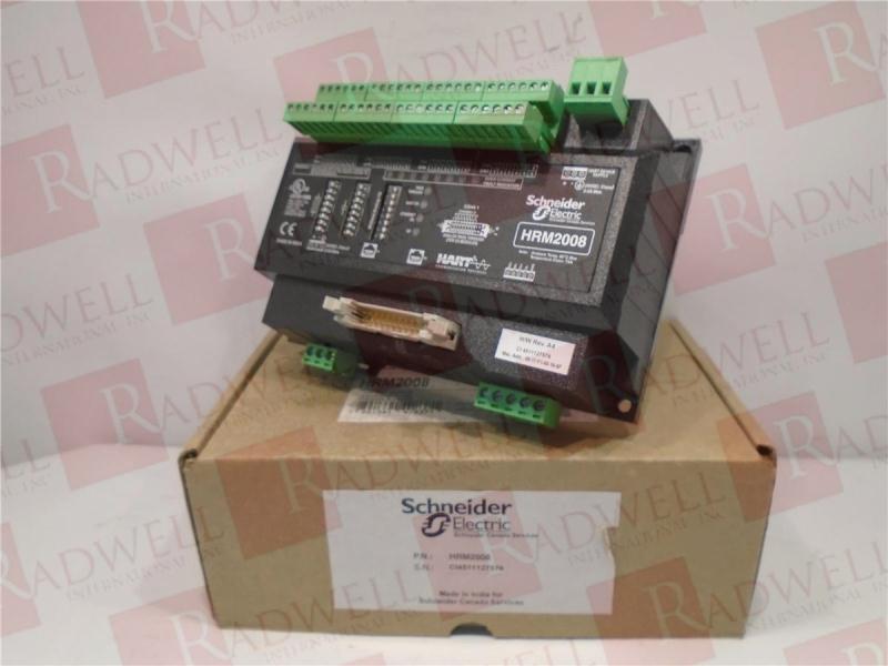 SCHNEIDER ELECTRIC HRM2008