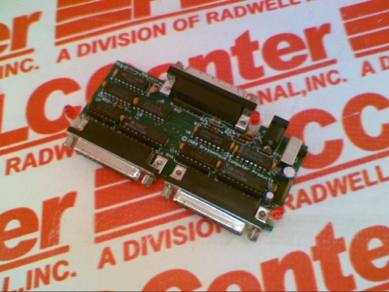 DRESSELHAUS COMPUTER PRODUCTS SP/LSS-P2-A