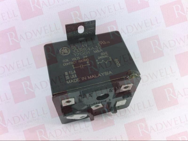 GENERAL ELECTRIC 3ARR4A32