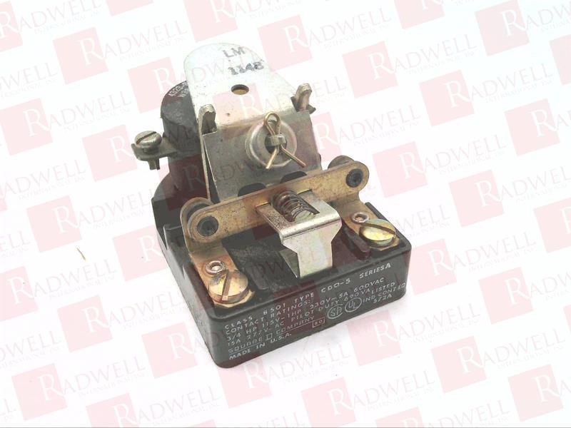 SCHNEIDER ELECTRIC 8501-CDO-5 0