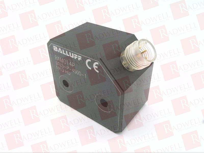 BTL5-P-4500-1 by BALLUFF - Buy or Repair at Radwell