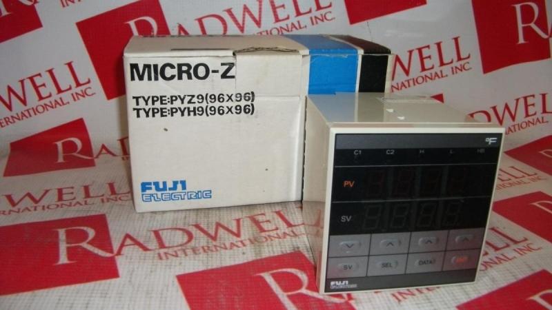 Novo Na Caixa Fuji Electric PYZ9-REV1-5V//PYZ9REV15V
