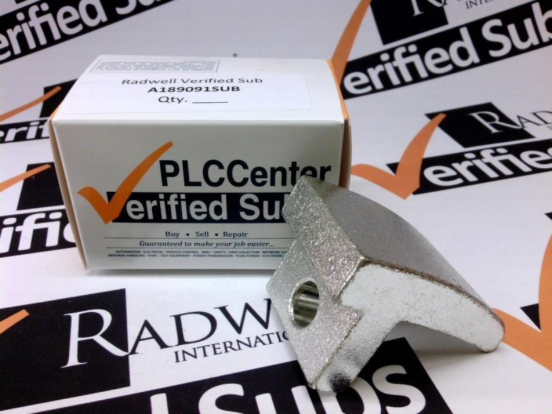 RADWELL VERIFIED SUBSTITUTE A18-9091-SUB