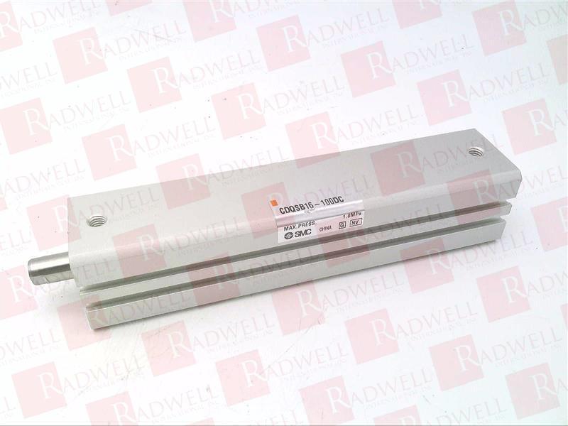 SMC CDQSB16-100DC