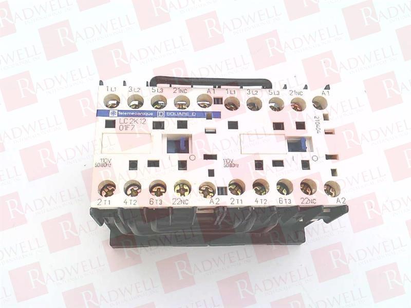 SCHNEIDER ELECTRIC LC2K1201F7