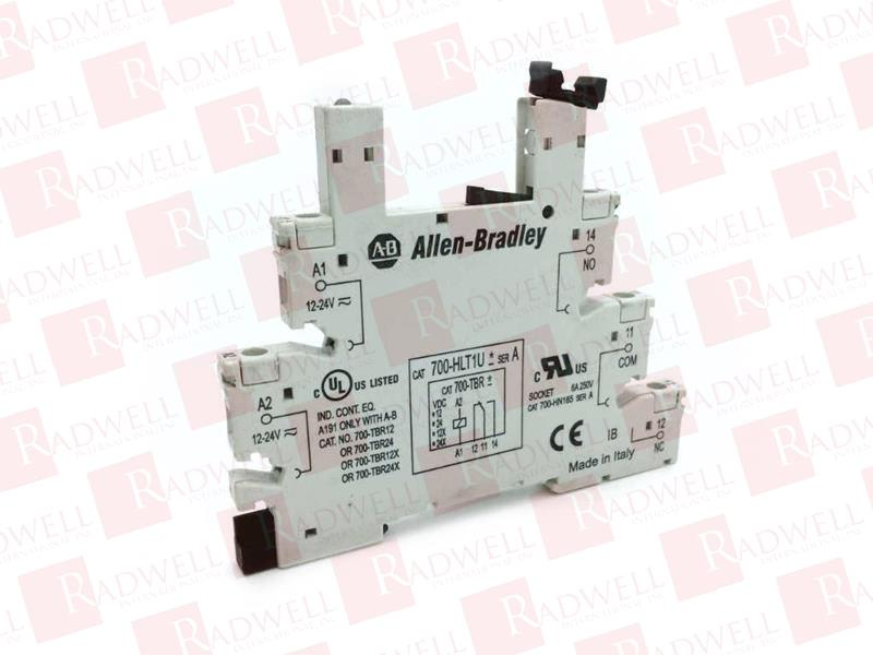 ALLEN BRADLEY 700-HLT1U 0