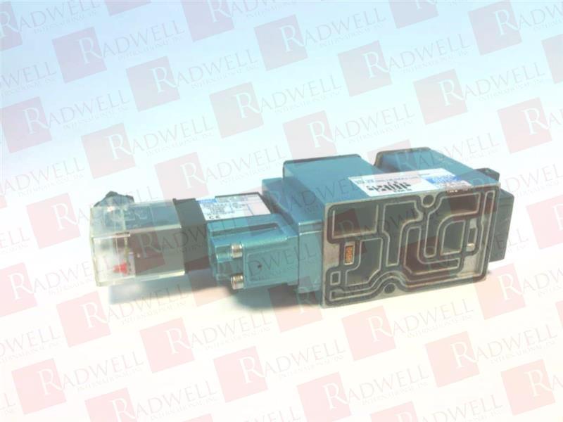 MAC VALVES INC 82A-AB-000-TM-DAAJ-1JD