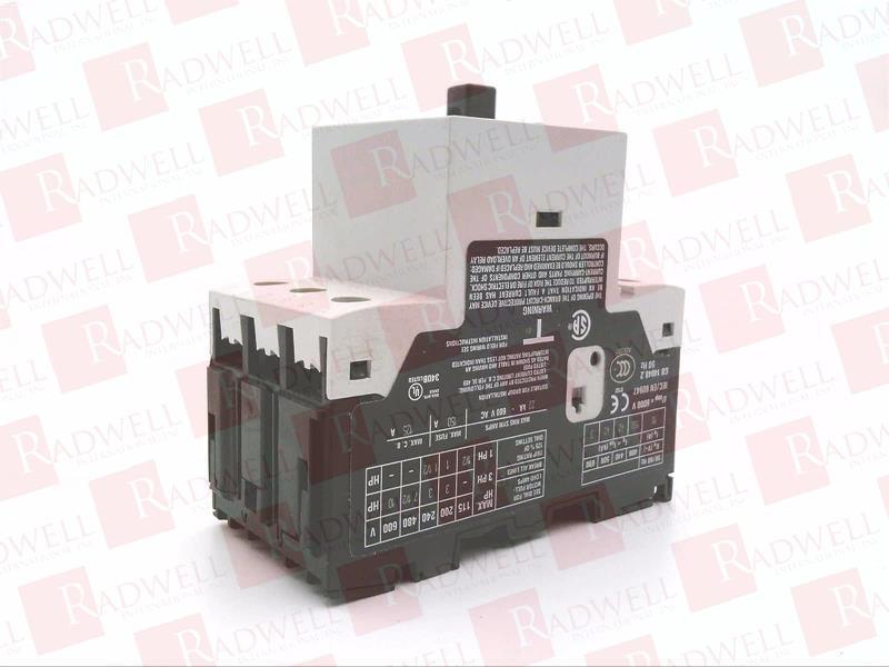 Eaton PKZM01-10 Motor Circuit Breaker 6.3-10 Amps New