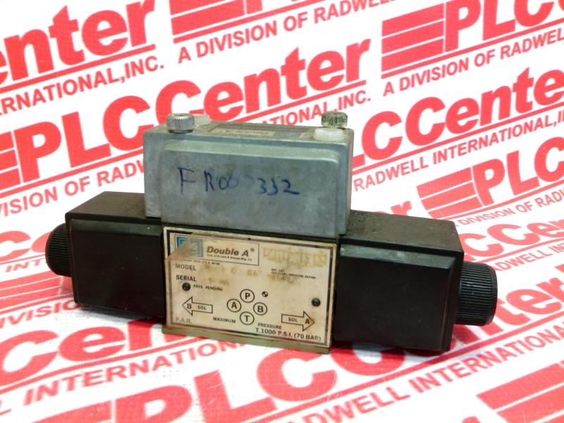 DOUBLE A QF-3-C-10A2-TSPL
