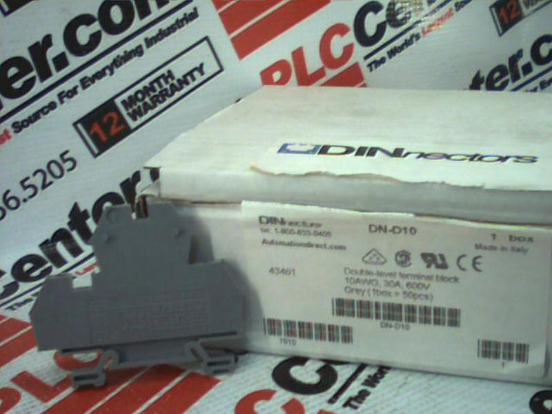 AUTOMATION DIRECT DN-D10
