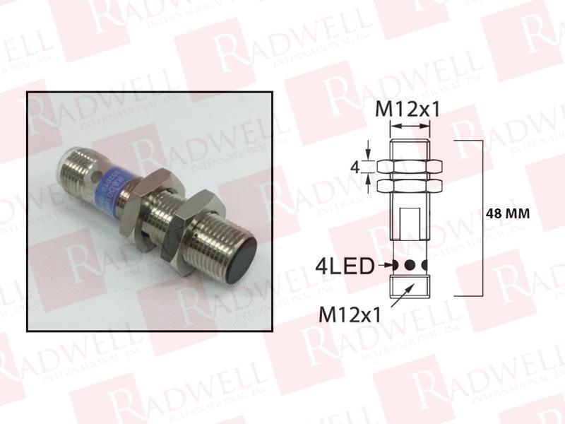 RADWELL VERIFIED SUBSTITUTE E57LAL12T111SD-SUB