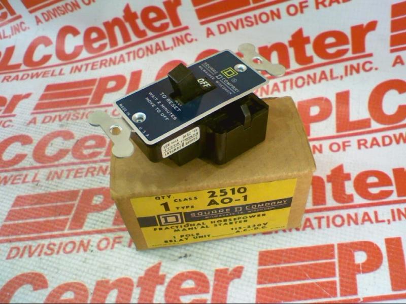 SCHNEIDER ELECTRIC 2510-AO1