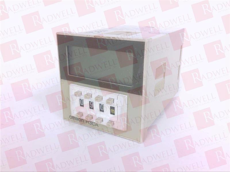 OMRON H3CA-8-AC100/110/120 0