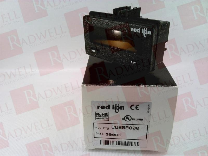 RED LION CONTROLS CUB5B000