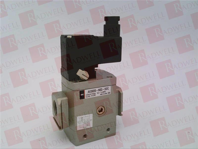 SMC AV3000-N03-5DC