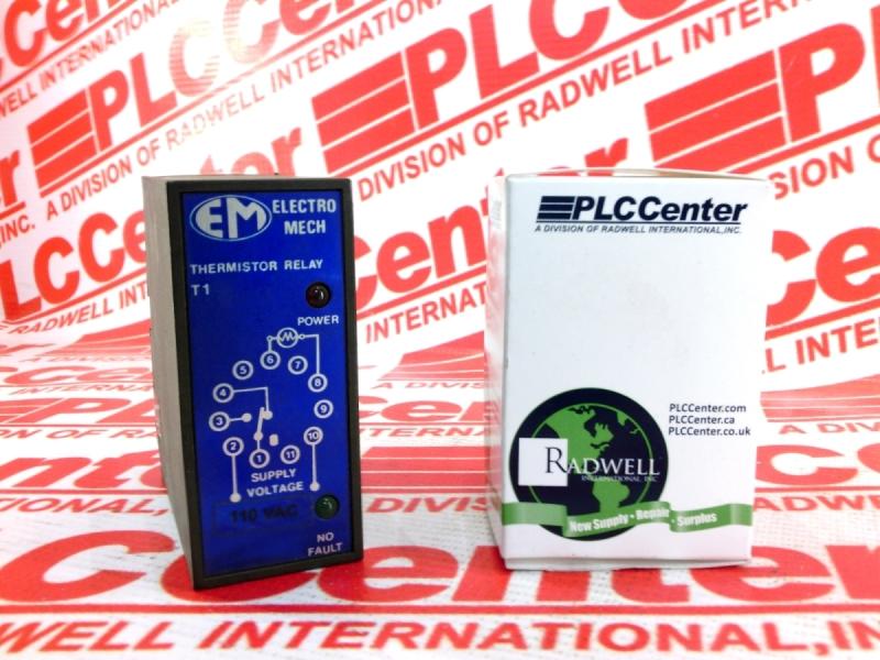 ELECTROMECH TECHNOLOGIES T1-110VAC