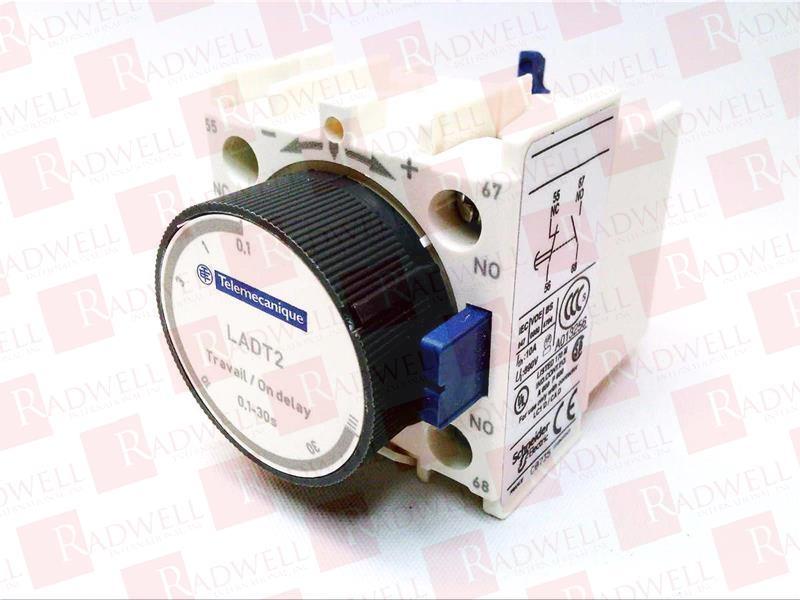 SCHNEIDER ELECTRIC LADT2