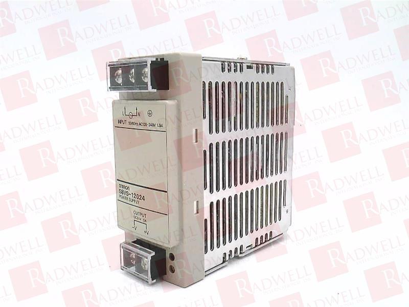 OMRON S8VS-12024