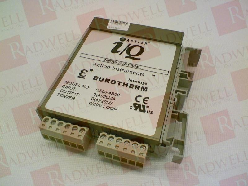 INVENSYS Q500-4B00
