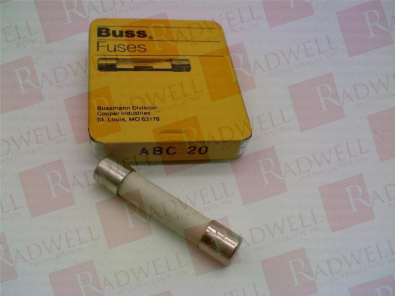 BUSSMANN ABC-20
