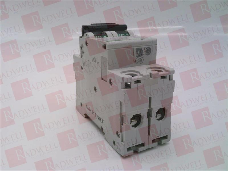 SCHNEIDER ELECTRIC C 2A 0