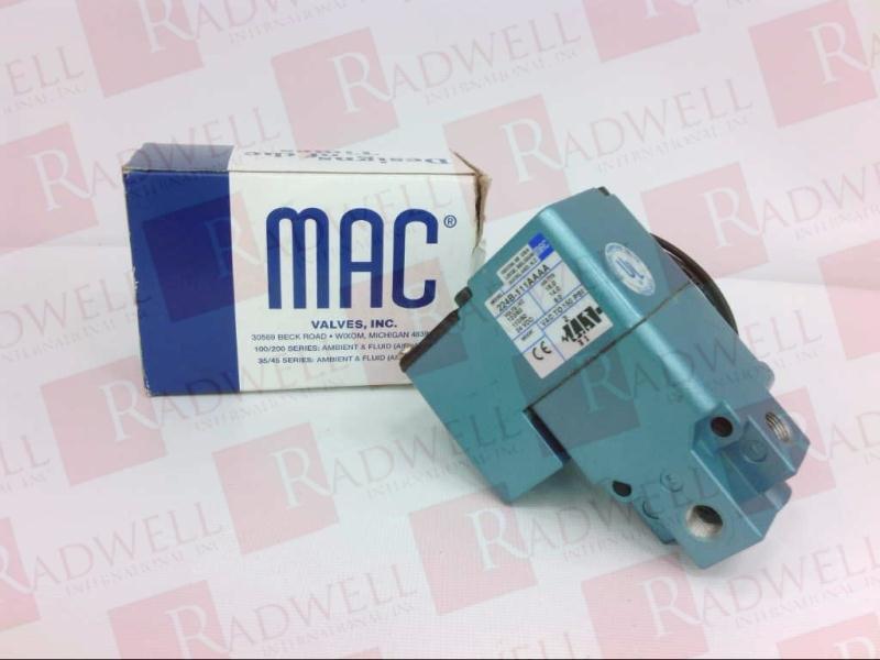 MAC VALVES INC 224B-111AA