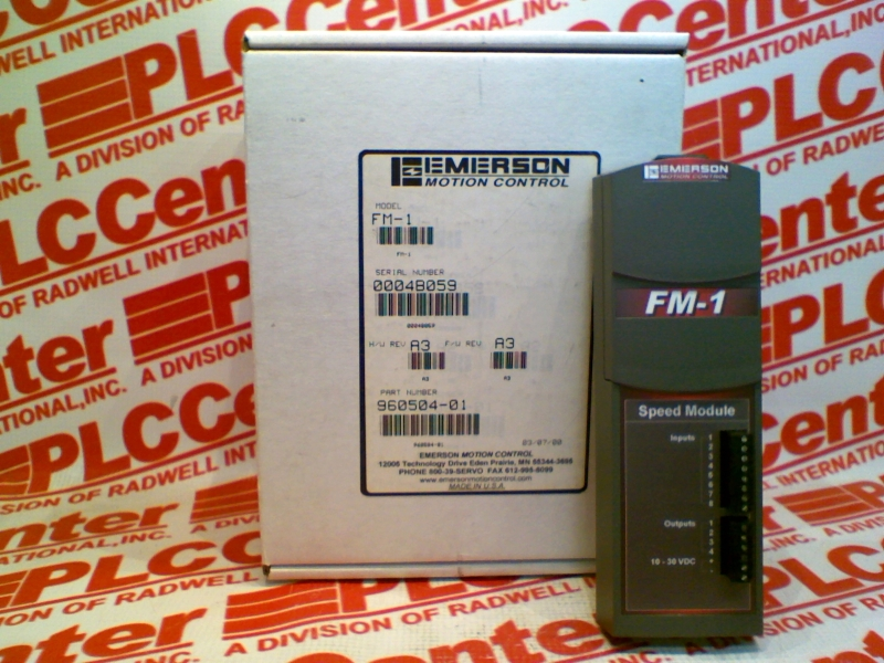 EMERSON NETWORK POWER 960504-01