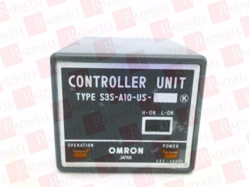 OMRON S3S-A10-US 0