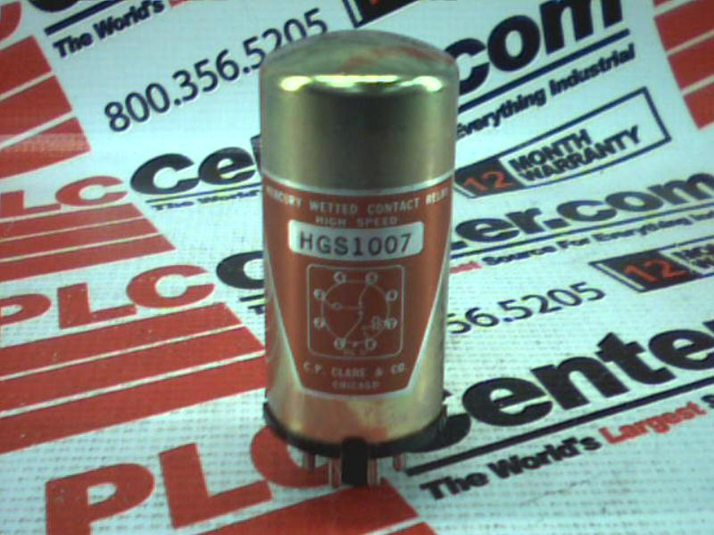 CP CLARE & CO HGS-1007
