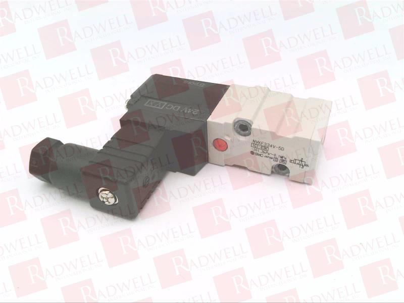 SMC NVKF334V-5D
