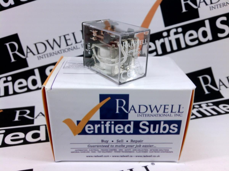 RADWELL VERIFIED SUBSTITUTE 15614C700SUB
