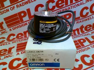 OMRON E6C2-CWZ5B 360P/R 2M 2