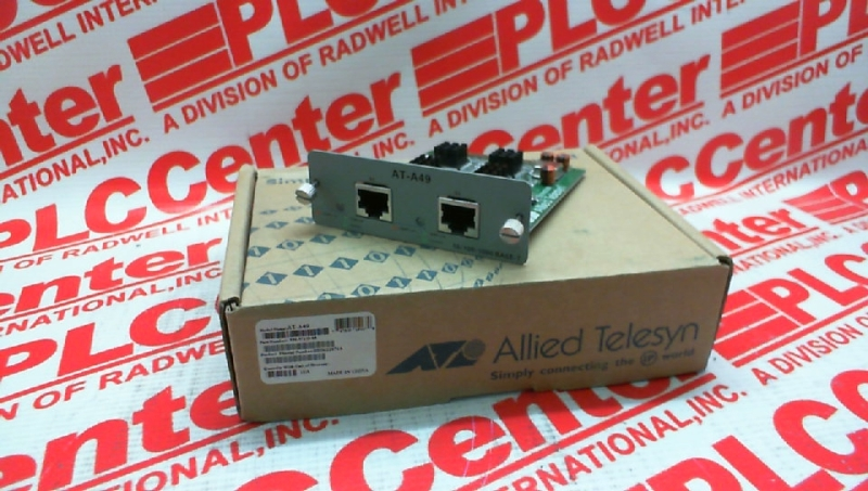 ALLIED TELESIS AT-A49