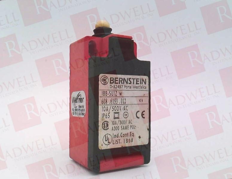 BERNSTEIN AG I88-SU1Z-W