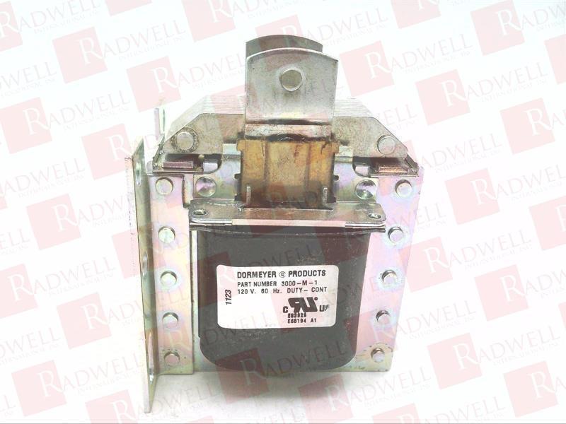 JOHNSON ELECTRIC 3000-M-1