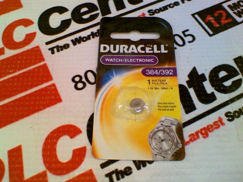 DURACELL 384/392