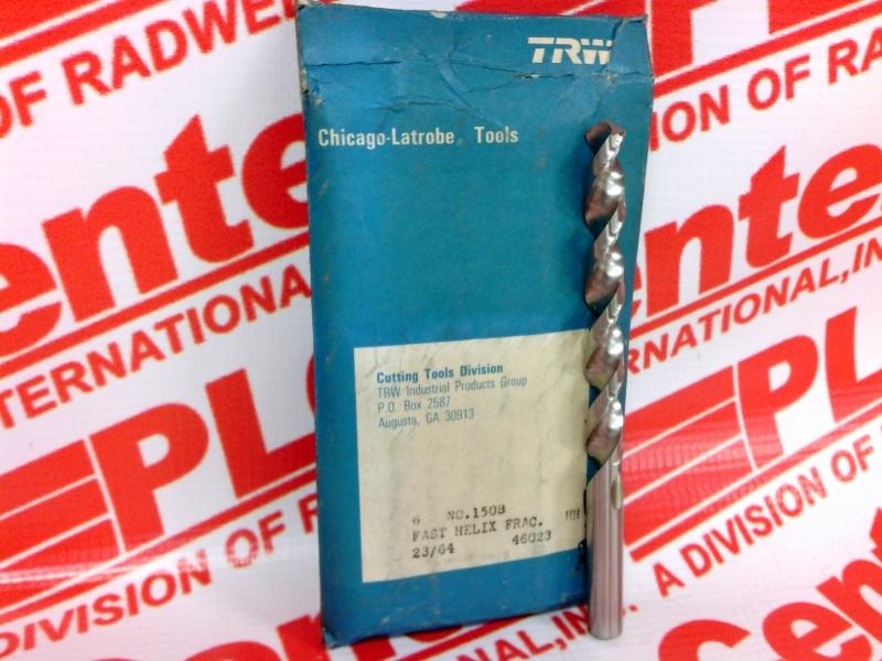 CHICAGO LATROBE 46023