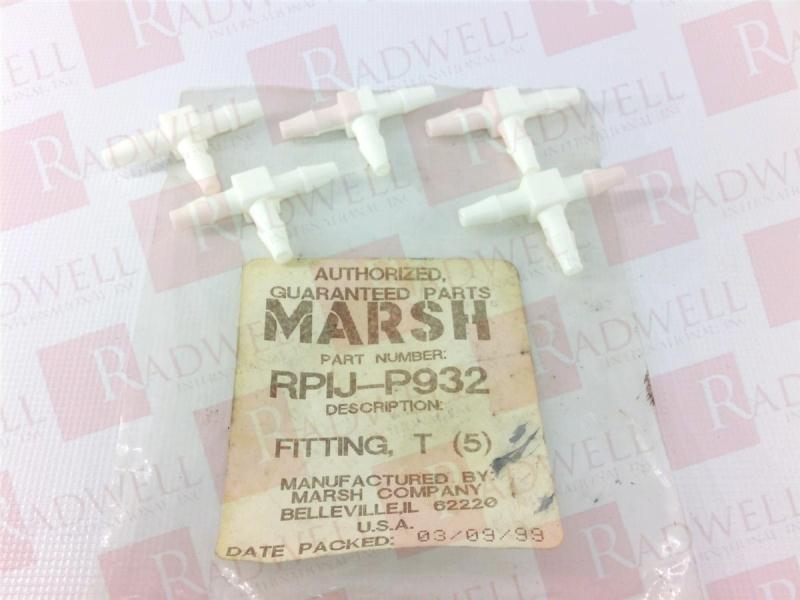 MARSH PATRION RPIJ-P932