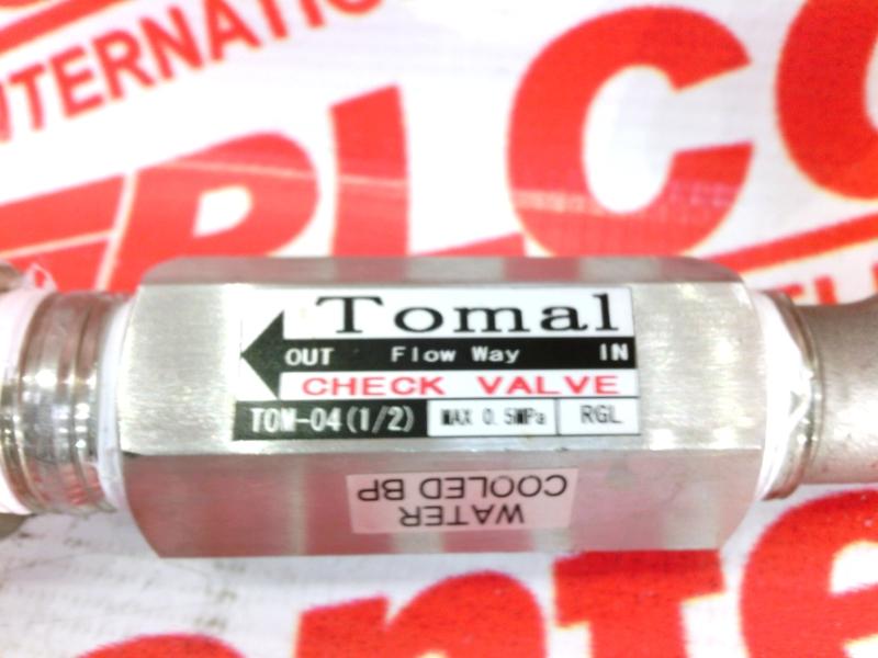 PROMINENT FLUID CONTROLS TOM0-4