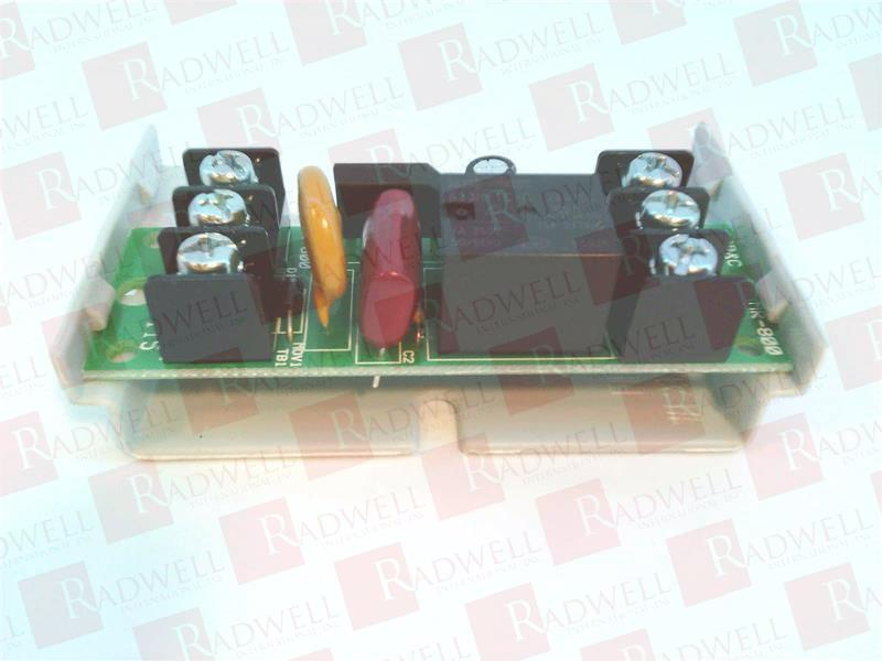 AIR PRODUCTS INC MR-801/T
