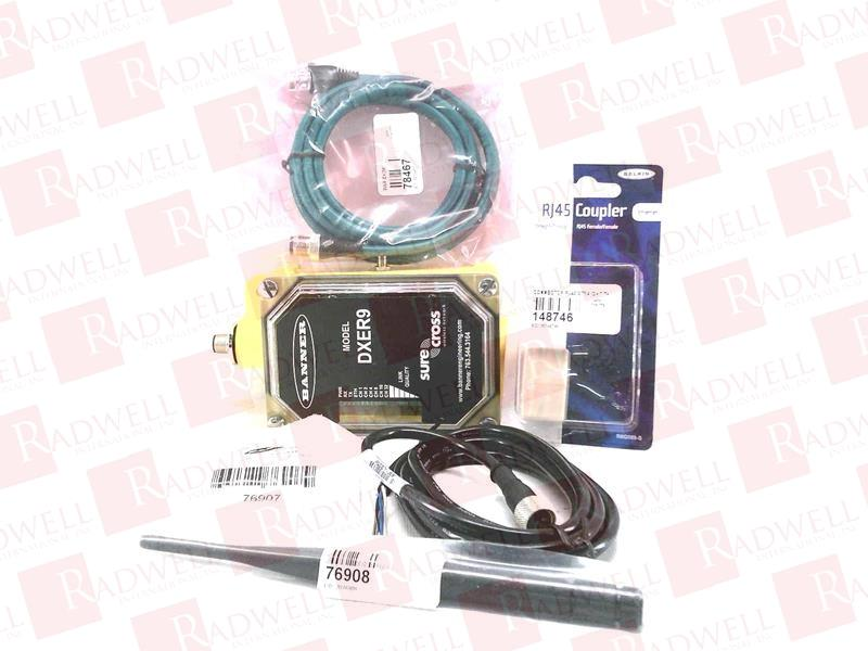 Banner 28940 S18SN6FF50 Fixed Field EZ Beam Sensor 50mm Range 10-30VDC  USED
